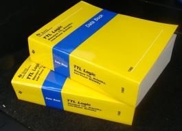 کتاب های  Data Book ( اطلاعان فنی قطعات )