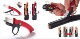انواع چاقو و روکش بردار کابل