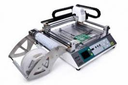 تجهیزات سوراخکاری و مونتاژ بردهای الکترونیک