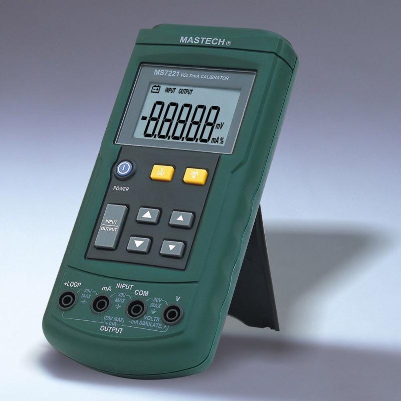 کالیبراتور ولتاژ و جریان مدل: MS7221
