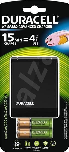 شارژر باتری اتوماتیک دوراسل DURACELL مدل: CEF27