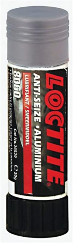 گریس پایه آلومینیوم ANTI-SEIZE مدل: LOCTITE 8060