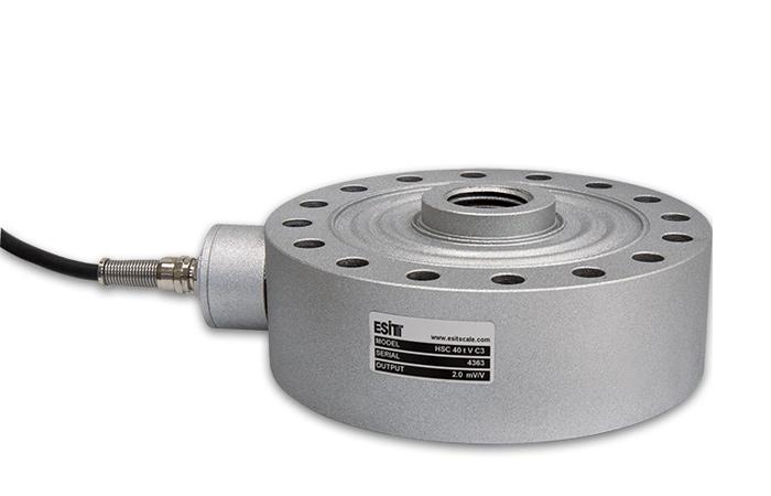 لودسل فشاری 40,000KG مدل: HSCV 40