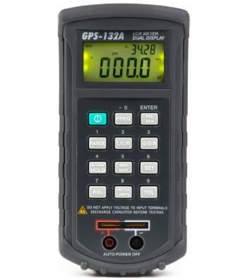 LCR متر پرتابل دیجیتال مدل: GPS-132A