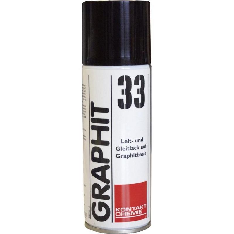 اسپری گرافیت GRAPHIT 33
