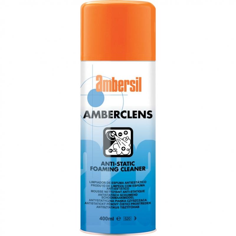 اسپری کف و فوم امبرسیل AMBERSIL AMBERCLENS