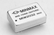 مبدل DC به DC با   خروجی 12 ولت مدل:MIW2033
