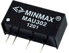 مبدل DC به DC با  خروجی 12 ولت مدل:MAU323