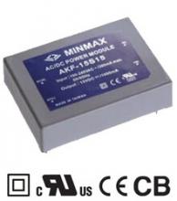 مبدل AC به DC با 2 خروجی مدل: AKF-15D512