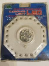 چراغ بشقابی مسافرتی LED مدل: SB-438