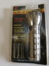 چراغ قوه LED فلزی