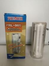 چراغ اضطراری مهتابی PREMIER مدل: PRL-005