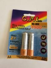 باتری قلمی سایز AA قابل شارژ  - C.F.L