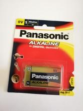 باتری آلکالاین 9 ولت - PANASONIC