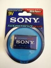 باتری آلکالاین 9 ولت - SONY