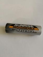 باتری قلمی سایز AA قابل شارژ  - SUNRISE