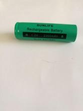 باتری قلمی سایز AA قابل شارژ  - SUNLIFE