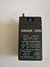 باتری خشک 4 ولت قابل شارژ  مدل: RB404
