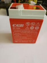 باتری خشک 6 ولت قابل شارز - CGB  5Ah