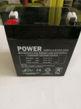 باتری خشک 12 ولت قابل شارز - POWER 4.5Ah