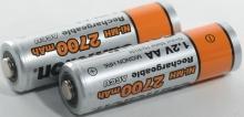 باتری قلمی سایز AA قابل شارژ  - CAMELION