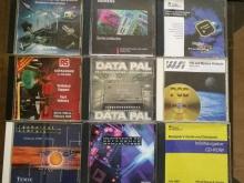 سی دی CD های کاتالوگ و اطلاعات فنی قطعات الکترونیک