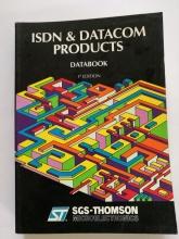 دیتا بوک DATABOOK  شرکت SGS-THOMSON