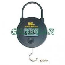 نیروسنج پرتابل دیجیتال 25KG  مدل: AR875