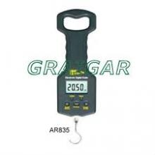 نیروسنج پرتابل دیجیتال 25KG مدل: AR835