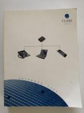 دیتا بوک DATABOOK  شرکت CLARE