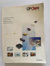 دیتا بوک DATABOOK  شرکت CP CLARE