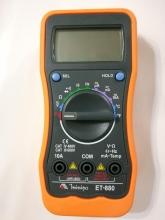 مولتی متر پرتابل دیجیتال مدل: ET-880