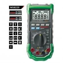 مولتی متر پرتابل دیجیتال 5 کاره مدل: MS8229