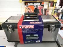 باکس حمل ابزار TOOL BOX فلزی مدل: D00084