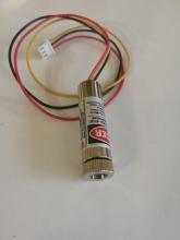 سنسور لیزر خطی 90 درجه - 25mW