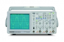 اسیلوسکوپ آنالوگ / دیجیتال 50 مگاهرتز مدل : GRS-6052A