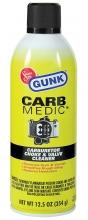 اسپری تمیز کننده کاربراتور GUNK  CARB  MEDIC