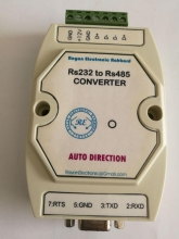 مبدل و کانورتر RS-232 به RS-485 مدل: R3000