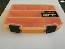 جعبه چندخانه پلاستیکی قطعات MANO مدل: ORG-7