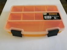 جعبه چندخانه پلاستیکی قطعات MANO مدل:ORG-7
