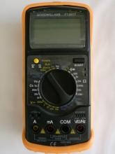 مولتی متر پرتابل دیجیتال مدل: FT-9977