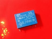 رله 24 ولت 10 آمپر 24V-10A تک کنتاکت OEG