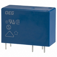 رله 48 ولت 5 آمپر 48V-5A تک کنتاکت OEG