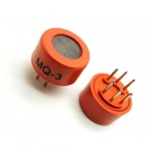 سنسور تشخیص گاز جهت الکل و بنزین مدل: MQ-3