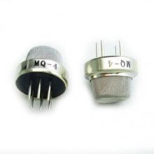 سنسور تشخیص گازهای طبیعی و متان مدل: MQ-4