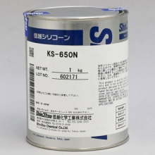 گریس سیلیکون الکتریکال SHIN-ETSU مدل: KS-650N