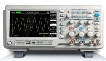 اسیلوسکوپ 2 کاناله دیجیتال 110MHZ مدل: GPS-1102BX