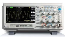 اسیلوسکوپ 2 کاناله دیجیتال 200MHZ مدل: GPS-1202BX