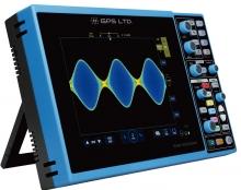 اسیلوسکوپ پرتابل دیجیتال 100MHZ مدل: GPS-1104D