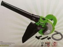 بلوور دمنده و مکنده سیلور SILVER مدل: GT-BR750W